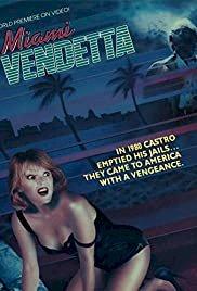 Miami Vendetta - Movie Poster
