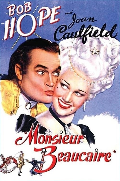 Monsieur Beaucaire - Movie Poster