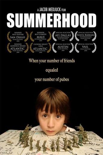 Summerhood - Movie Poster
