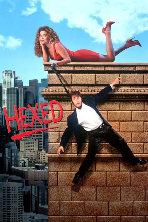 Hexed - Movie Poster