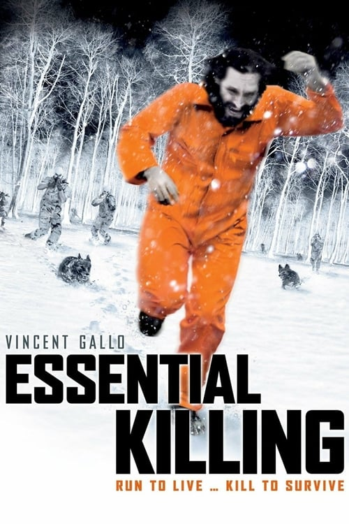 Essential Killing - Movie Poster