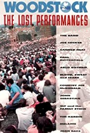 Woodstock: The Lost Performances - Movie Poster