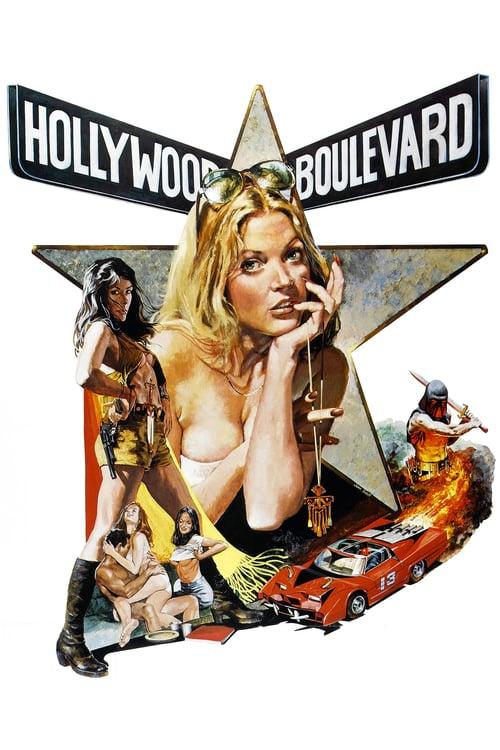 Hollywood Boulevard - Movie Poster