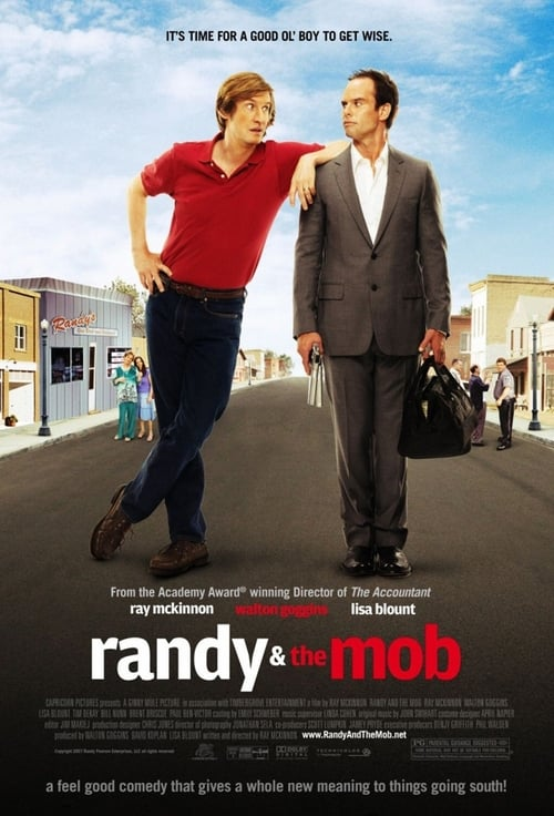 Randy & the Mob - Movie Poster