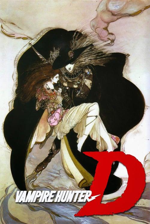 Vampire Hunter D - Movie Poster