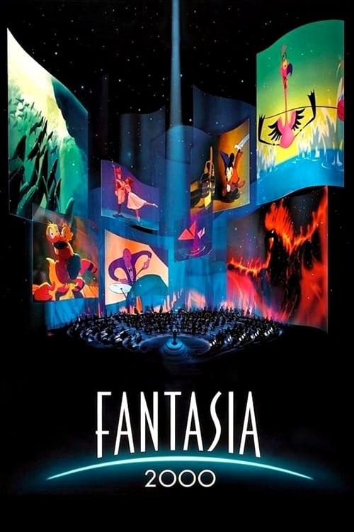 Fantasia 2000 - Movie Poster
