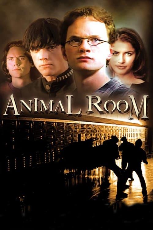 Animal Room - Movie Poster