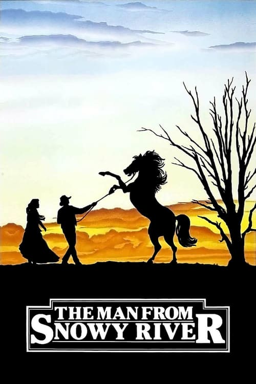 The Man from Snowy River - Movie Poster