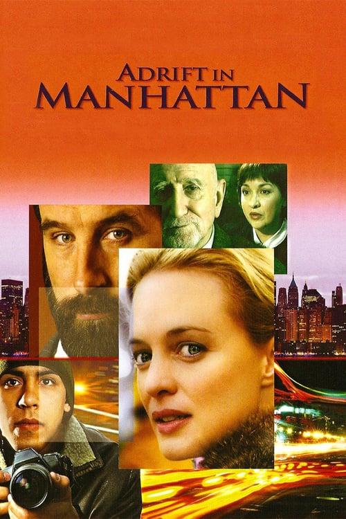 Adrift in Manhattan - Movie Poster