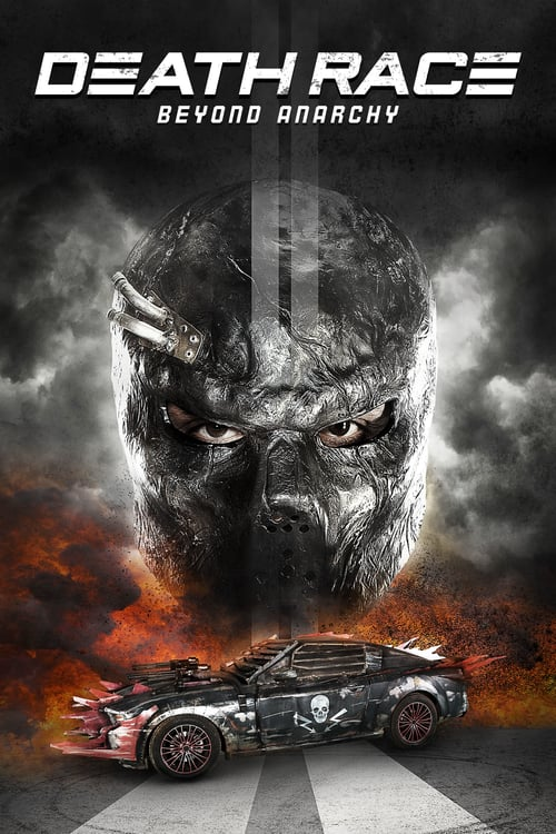 Death Race: Beyond Anarchy - Movie Poster