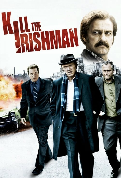 Kill the Irishman - Movie Poster