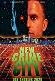 New Crime City - Movie Poster