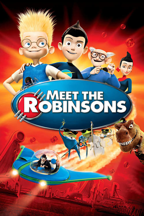 Meet the Robinsons - Movie Poster
