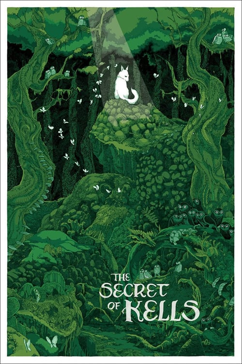 The Secret of Kells - Movie Poster