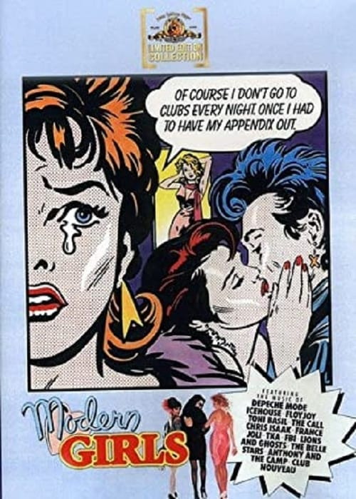 Modern Girls - Movie Poster