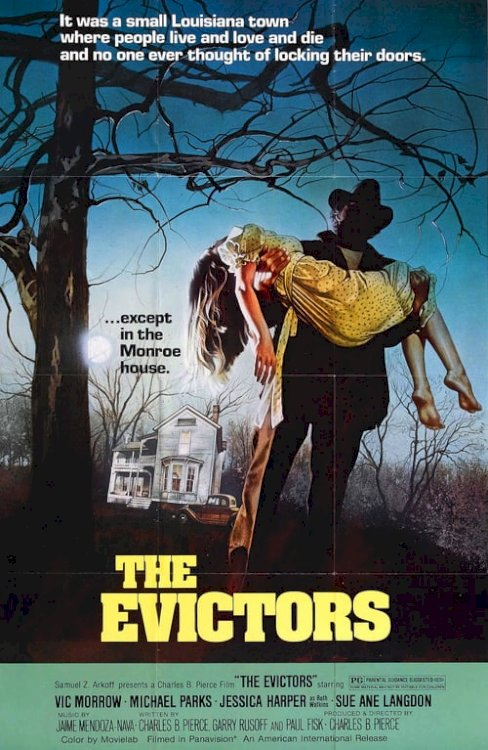 The Evictors - Movie Poster