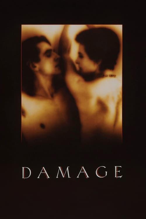Damage - Movie Poster