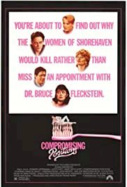 Compromising Positions - Movie Poster