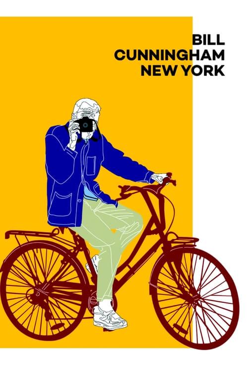 Bill Cunningham New York - Movie Poster