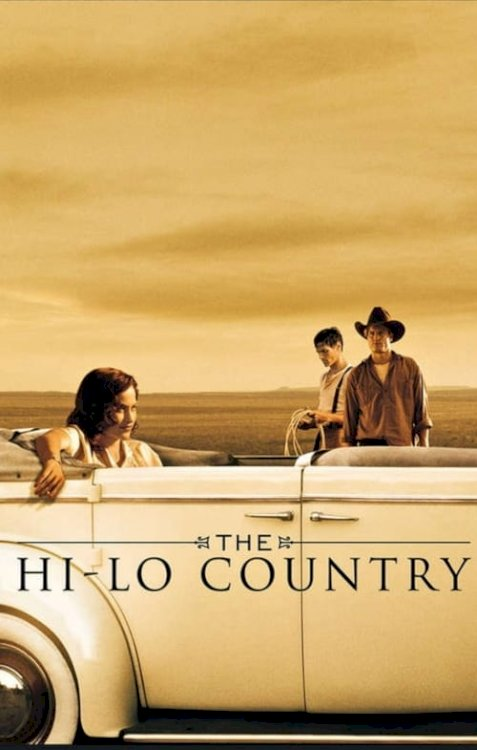 The Hi-Lo Country - Movie Poster
