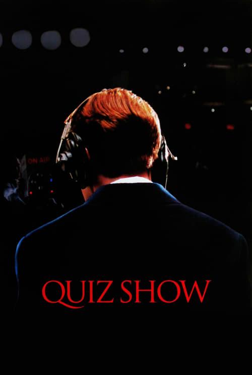 Quiz Show - Movie Poster