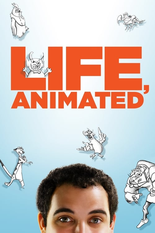 Life, Animated - Movie Poster