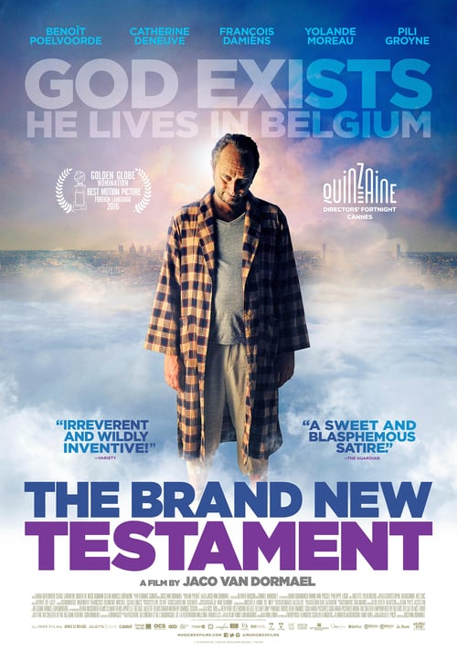 The Brand New Testament - Movie Poster