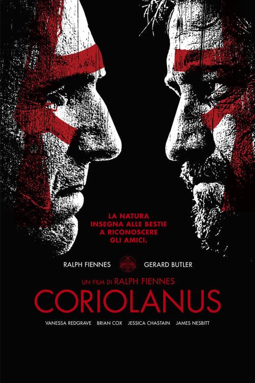 Coriolanus - Movie Poster