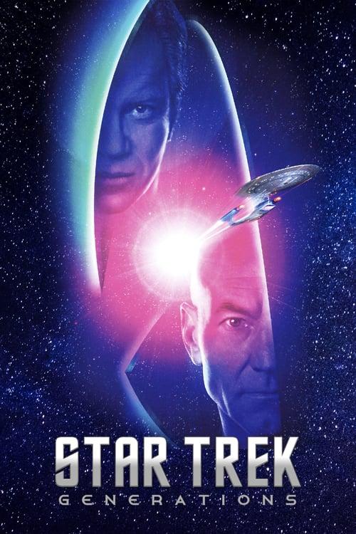 Star Trek: Generations - Movie Poster