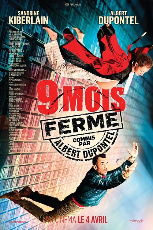 9 Month Stretch - Movie Poster