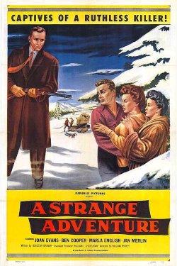 A Strange Adventure - Movie Poster