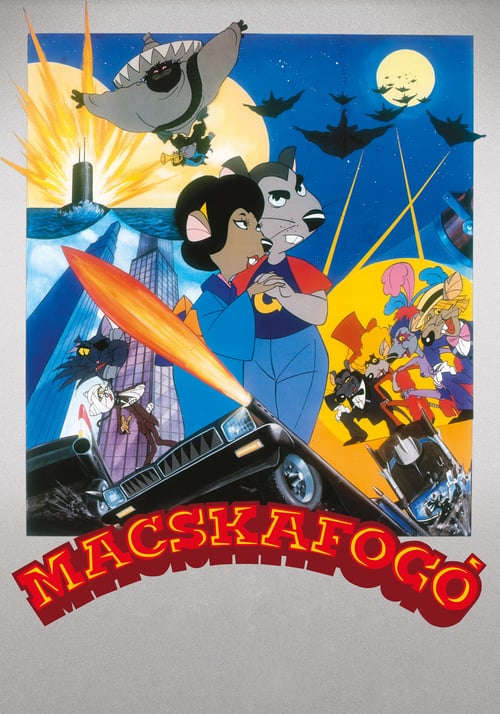 Cat City - Movie Poster