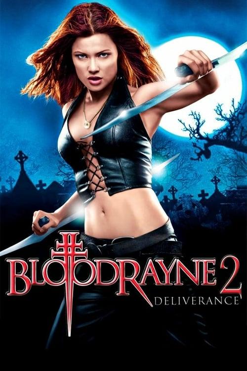 BloodRayne: Deliverance - Movie Poster