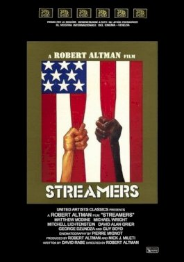 Streamers - Movie Poster