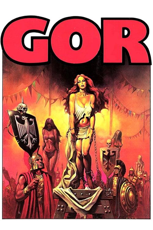 Gor - Movie Poster