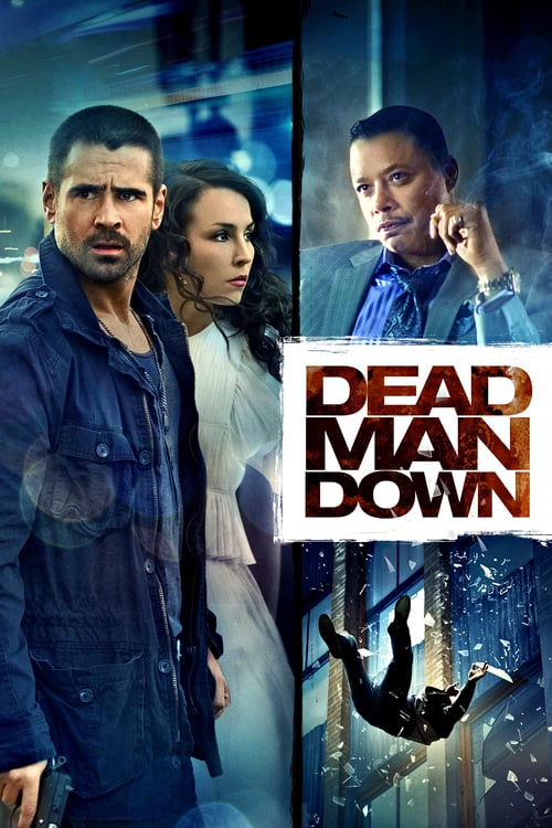Dead Man Down - Movie Poster