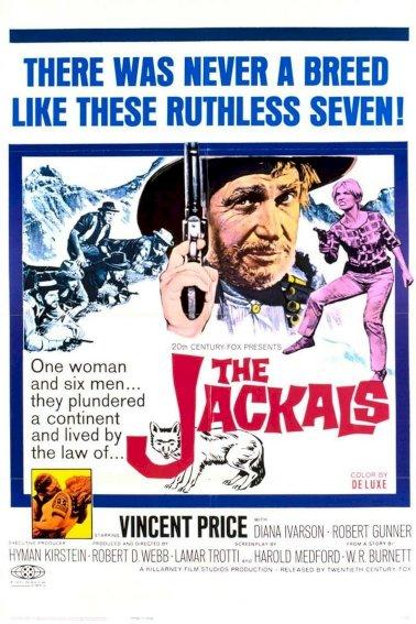 The Jackals - Movie Poster