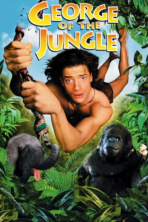 George of the Jungle - Movie Poster