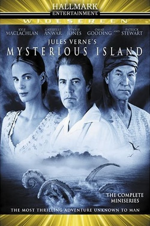 Mysterious Island - Movie Poster
