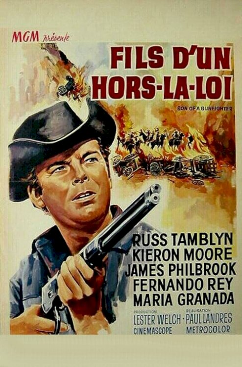 Son of a Gunfighter - Movie Poster
