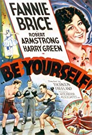 Be Yourself! - Movie Poster