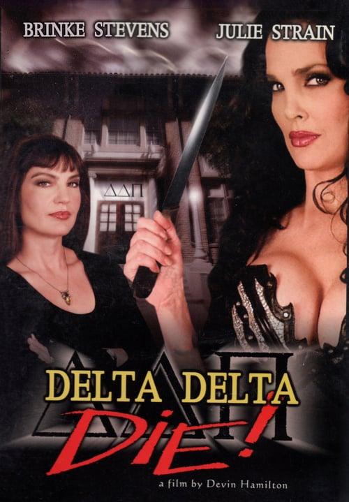 Delta Delta Die! - Movie Poster