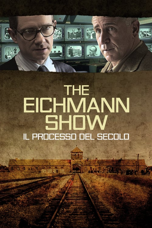 The Eichmann Show - Movie Poster