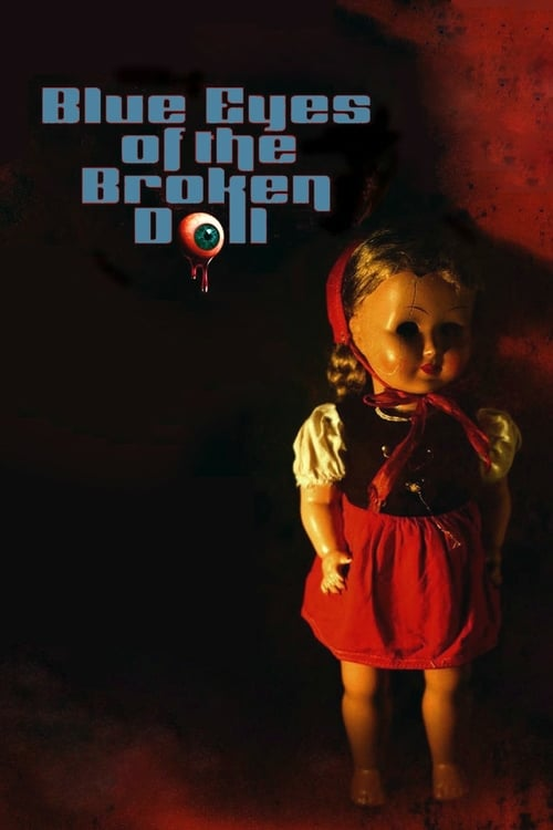 Blue Eyes of the Broken Doll - Movie Poster