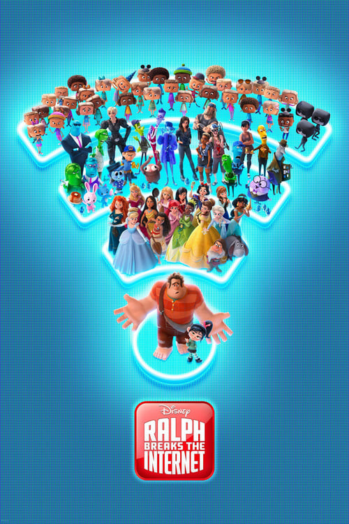 Ralph Breaks the Internet - Movie Poster