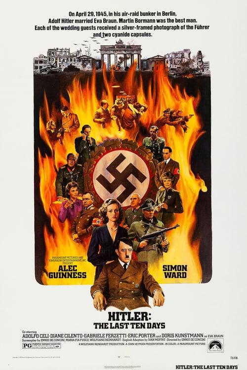 Hitler: The Last Ten Days - Movie Poster