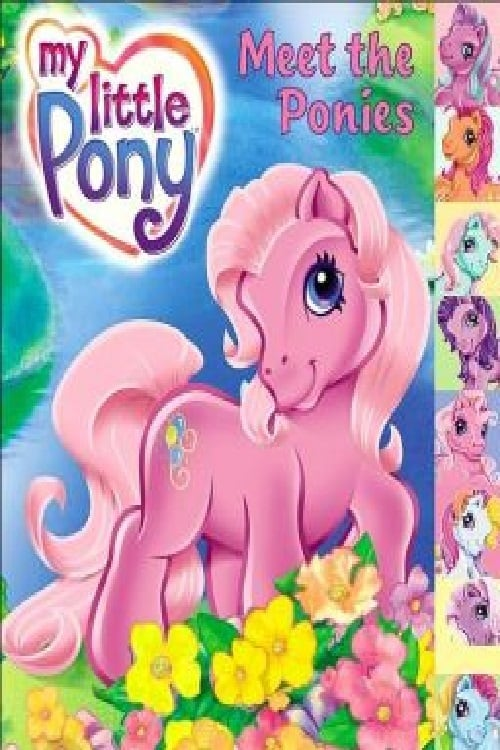 My Little Pony - Meet the Ponies - Movie Poster