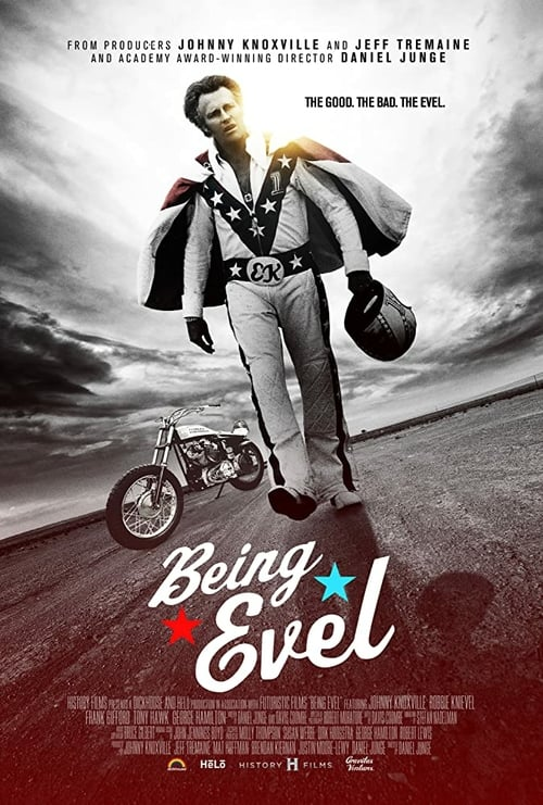 Being Evel - Movie Poster