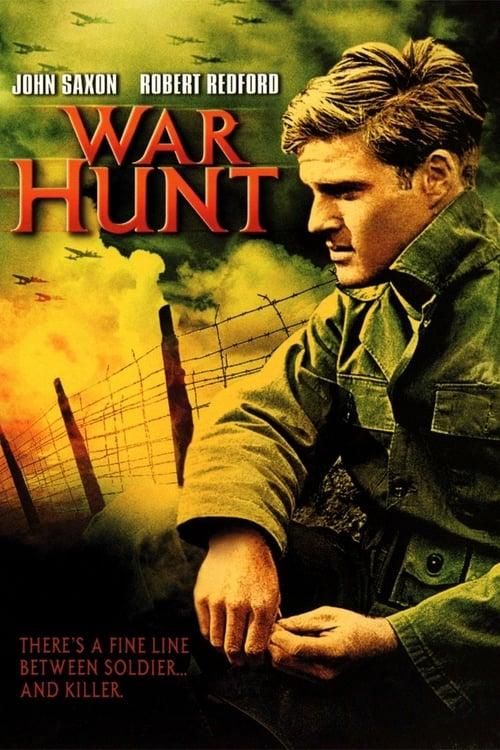 War Hunt - Movie Poster