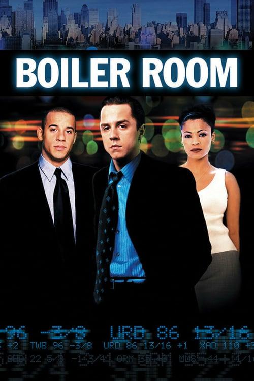 Boiler Room - Movie Poster
